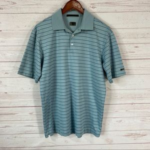 Nike FitDry Tiger Woods Collection Golf Polo Shirt
